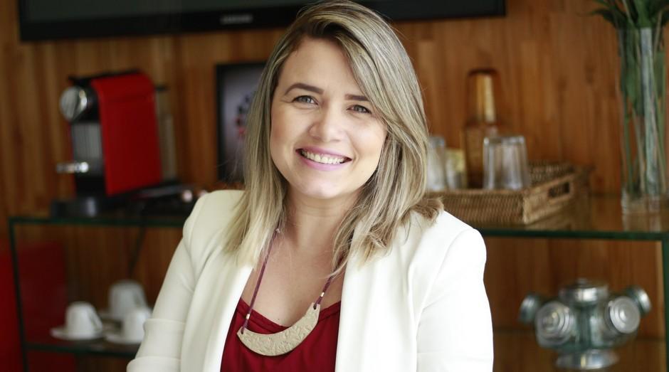 Cammila Yochabell, da Jobecam (Foto: Divulgação)