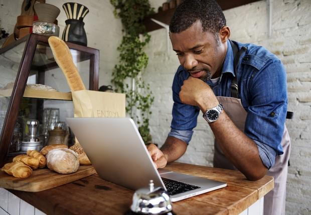 Seu negócio vai ficar muito mais gerenciável se você partir para o universo digital (Foto: Thinkstock)