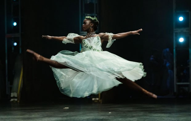 A bailarina Michaela DePrince (Foto: Getty Images)