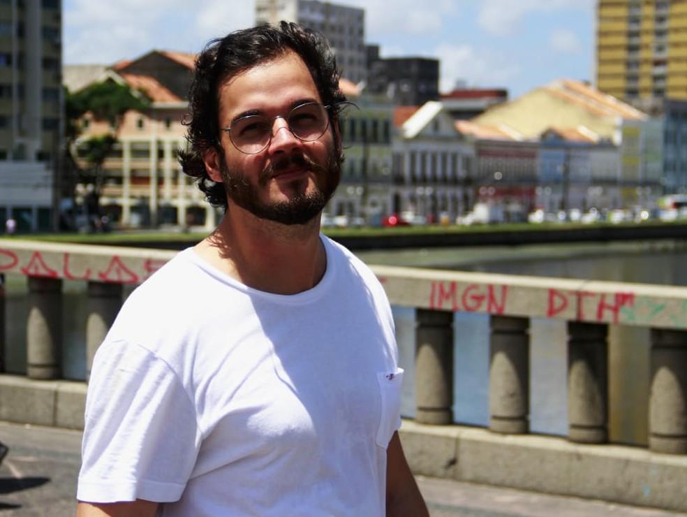 Deputado federal Túlio Gadelha (PDT-PE) — Foto: Diego Medeiros/Divulgação