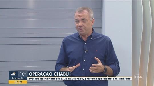 Prefeito de Florianópolis nega ligação com esquema investigado