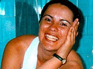 O corpo de Andreia Rodrigues chegou a ser colocado em uma geladeira (Foto: Reprodução/Arquivo pessoal)
