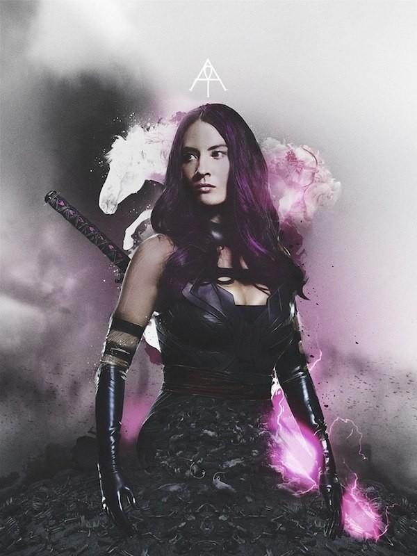 Olivia Munn interpreta a vilã Psylocke em 'X-Men: Apocalypse' (Foto: Divulgação)