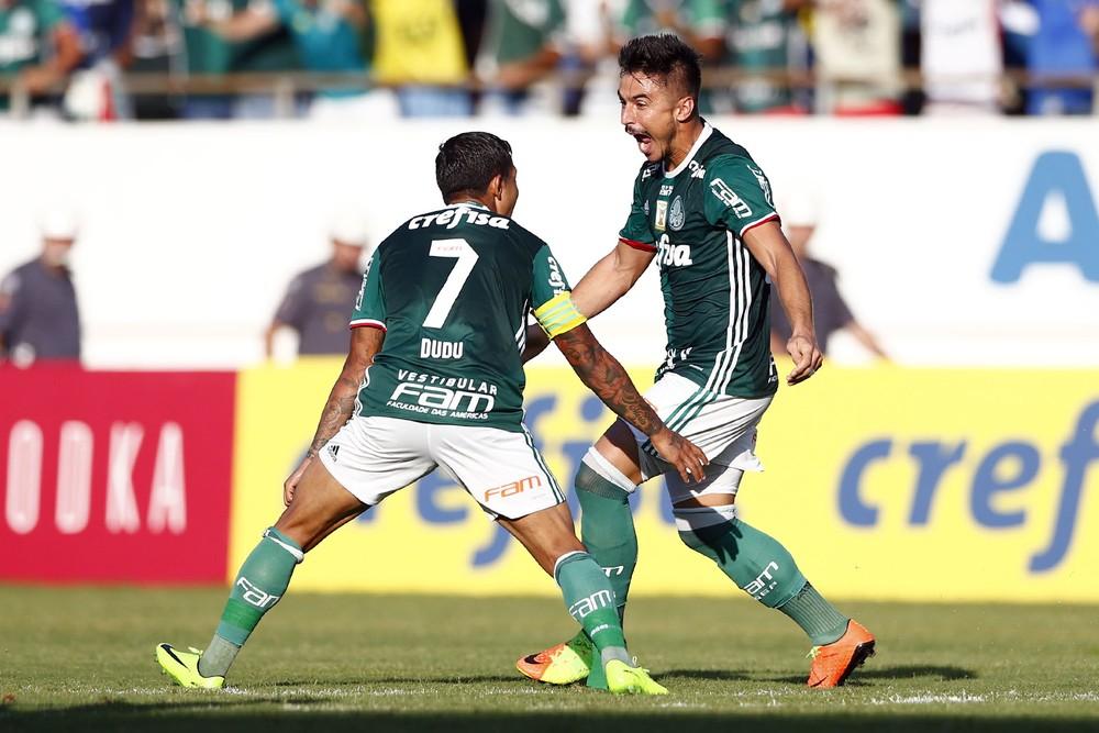 5f6c9cb582 Top 5 do Bigode  Willian elege os gols preferidos pelo Palmeiras