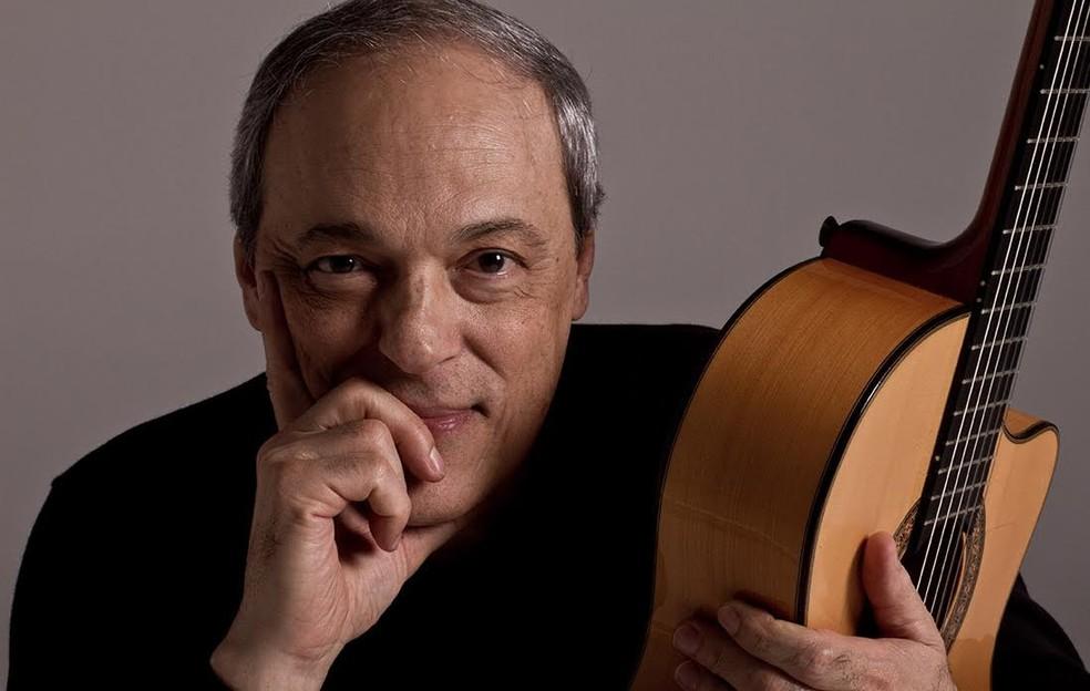Compositor, cantor e violinista brasileiro Toquinho (Foto: Toquinho/Divulgação)