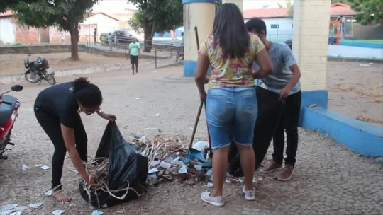 Estudantes desocupam campus da Uespi após reunião da reitoria com o Governo do Estado