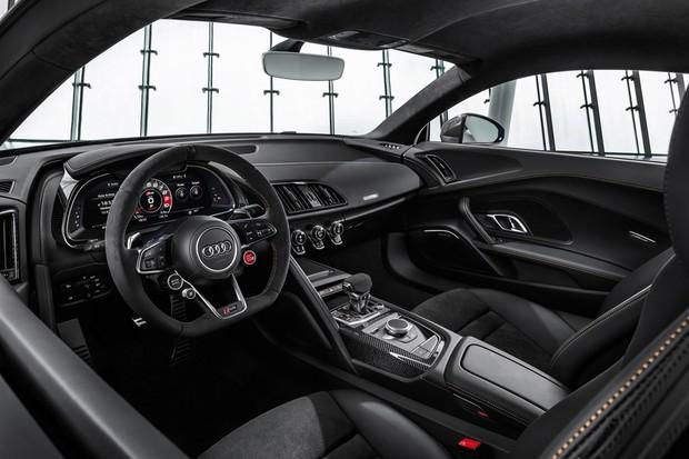 Audi R8 V10 Decennium (Foto: divulgação)