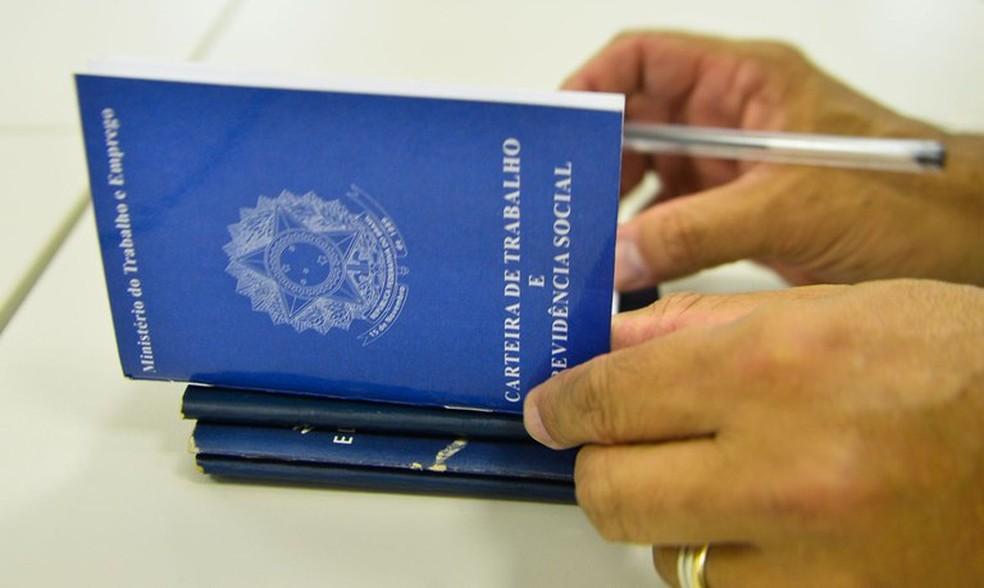 Sine oferece 64 vagas de emprego para Natal e outras 3 cidades do RN nesta quarta (13) — Foto: Agência Brasil