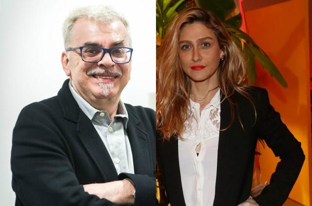 Walcyr Carrasco e Amora Mautner (Foto: Divulgação)