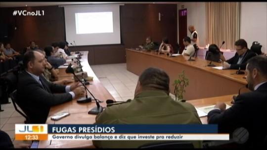 Número de presos no Pará é o dobro do total de vagas nas unidades prisionais, diz Susipe