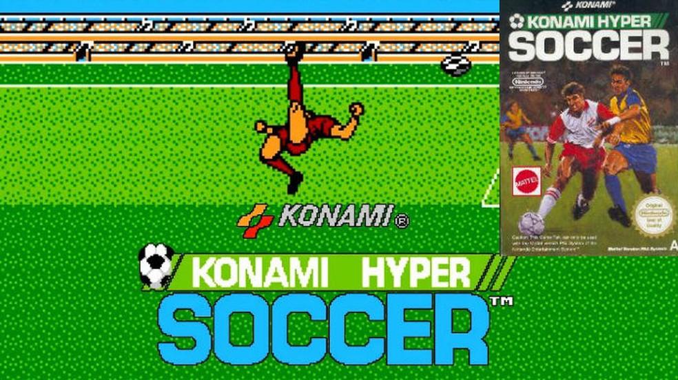 Curiosidades de International Superstar Soccer: a Konami aprendeu com outros jogos de futebol e fez o game mais realista de todos — Foto: Divulgação / Konami