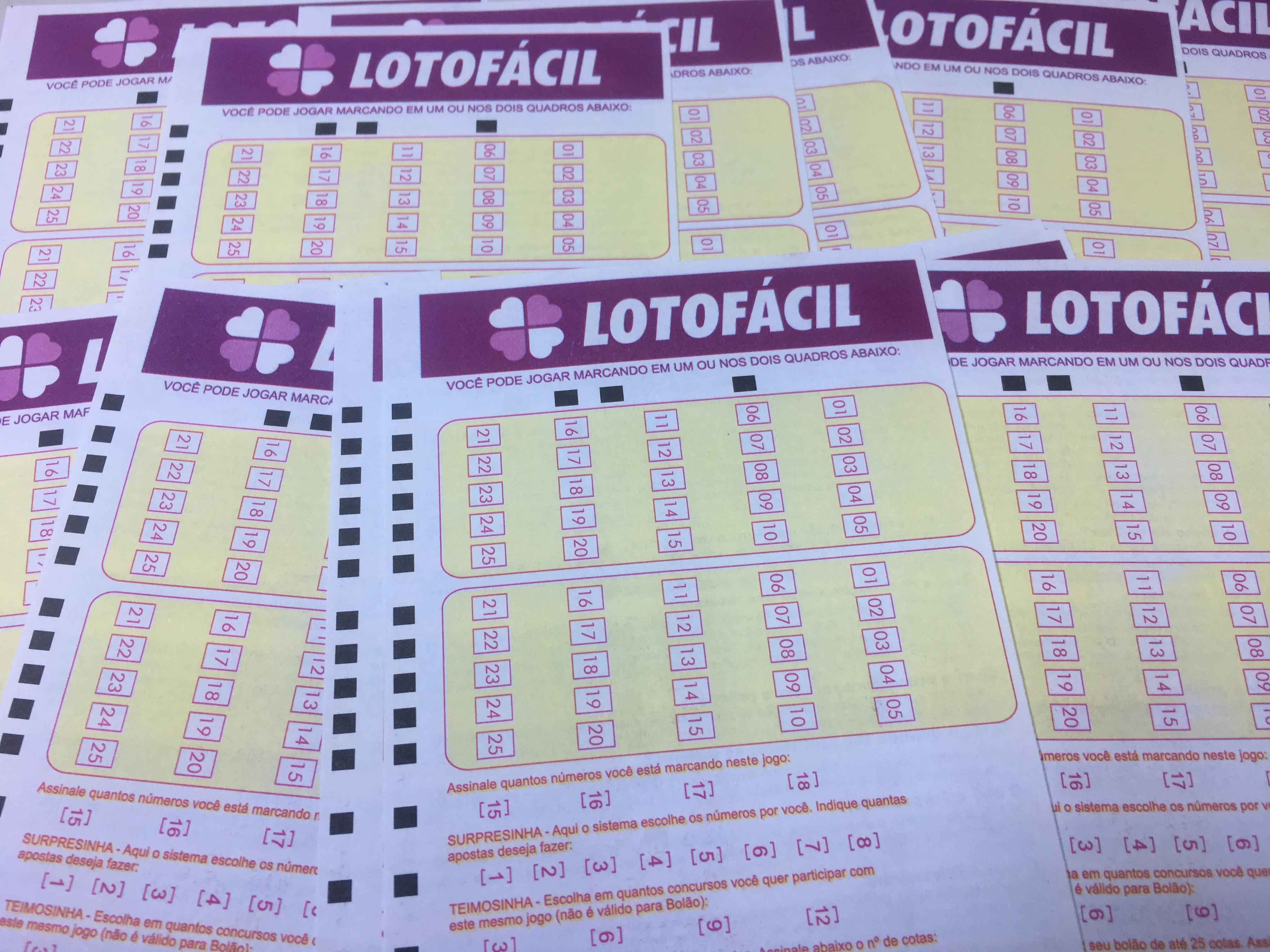 Dois apostadores dividem prêmio da loteria no Maranhão