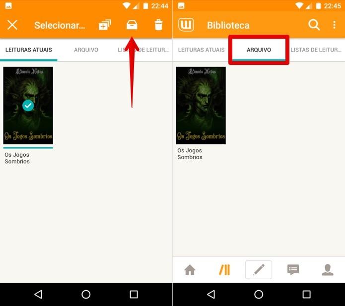 Wattpad: como baixar livros pelo celular para ler offline