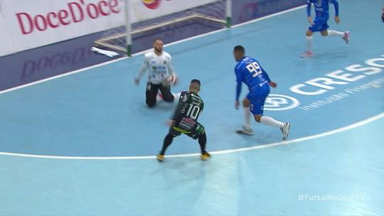 Marreco vence São José em casa e se reabilita na Liga Nacional de Futsal