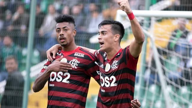 Bruno Henrique e Reinier