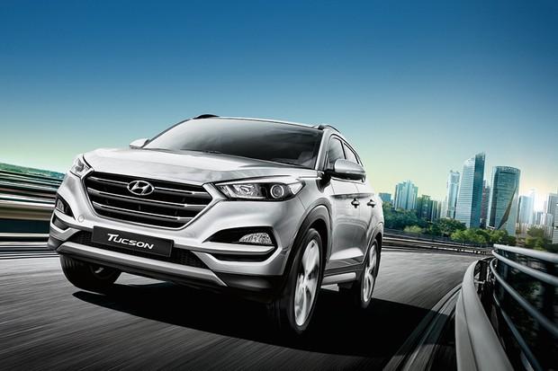 Hyundai New Tucson GLS ⁄ R$ 147.900* Positivo: Negativo: *Preço sugerido (Foto: Divulgação)