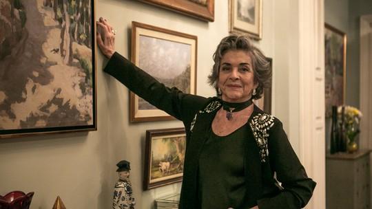 Betty Faria diz que já foi a show de Naldo e elogia cantor: 'Além de gingado, ele tem uma voz linda'