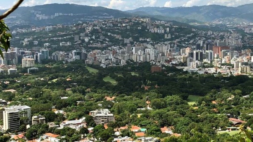 Country Club is located in the geographical center of the Venezuelan capital. - Photo: Norberto Paredes / BBC