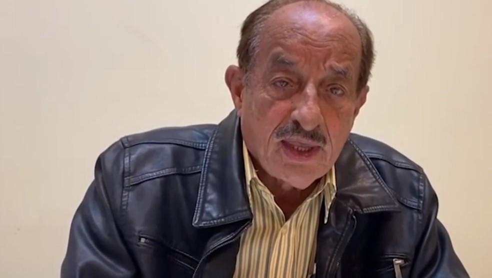 Justiça determina extinção de mandato do prefeito de Itabuna e suspensão de direitos políticos — Foto: Reprodução/TV Santa Cruz