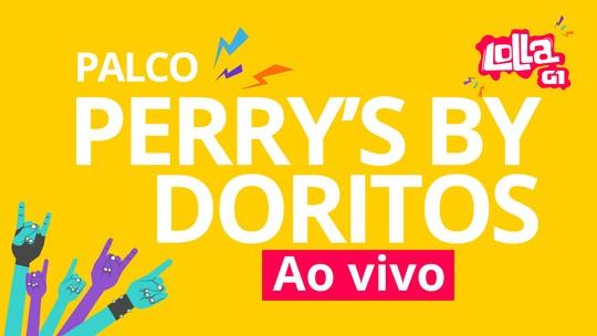AO VIVO: DJs atraem multidão no Palco Perry's