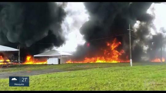 Acidente com caminhão de combustível e carreta deixa mortos em Seropédica, RJ