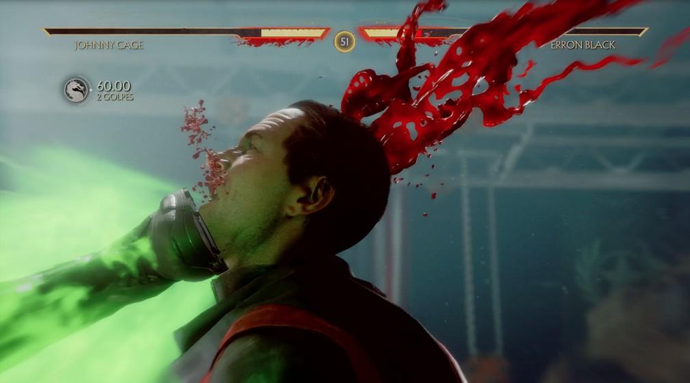 Fatal Blow de Mortal Kombat 11 — Foto: Reprodução / TechTudo