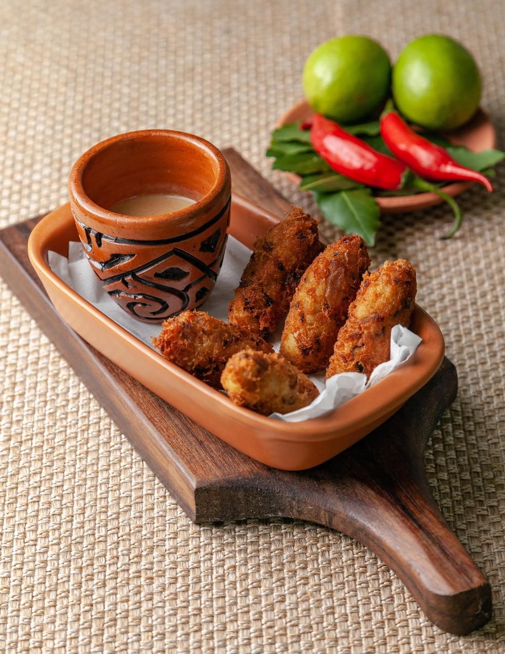 Bares participantes desenvolveram pratos exclusivos para o concurso — Foto: Koi Comunicação / Divulgação