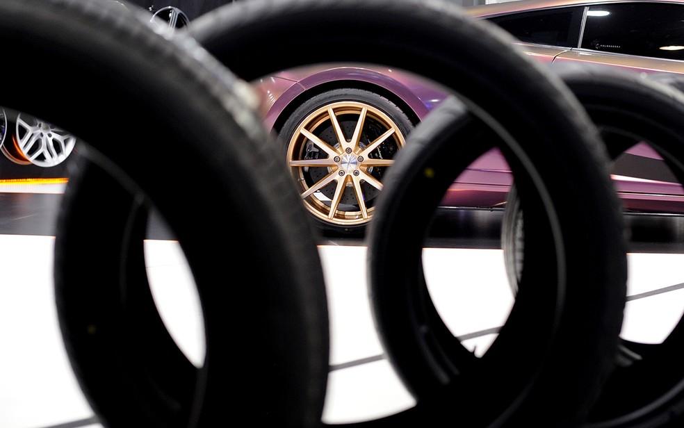 Salão do Automóvel de SP 2016 — Foto: Alan Morici/G1
