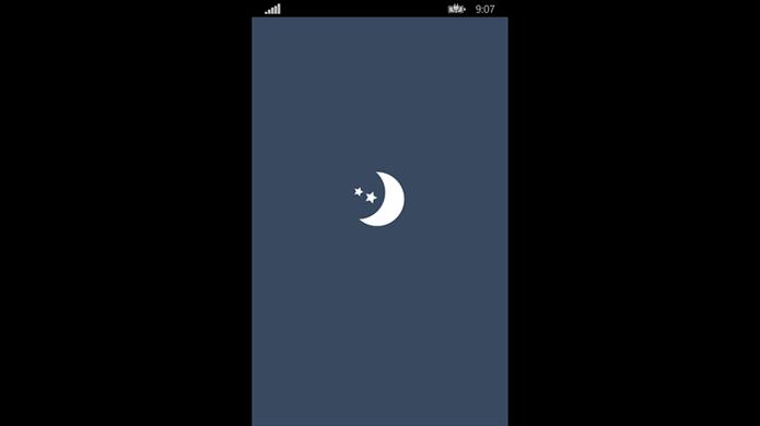 Para ajudar usuários do Windows Phone, o Sleep Sounds Pack é uma boa opção (Foto: Divulgação/ Sleep Sounds Pack)