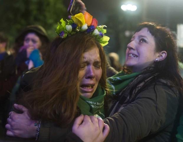 Aborto argentina (Foto: Getty images)