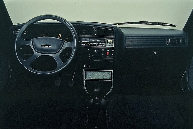 Painel Chevrolet Monza (Foto: Autoesporte)