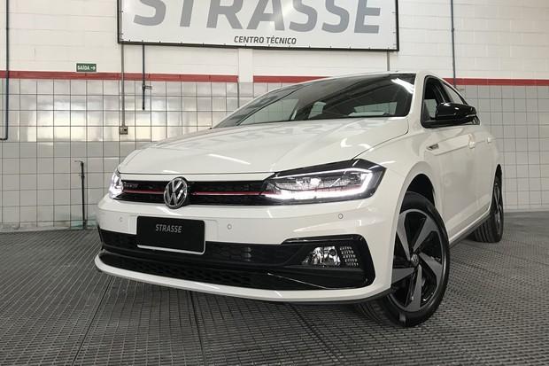 Volkswagen Polo GTS e Virtus GTS Oettinger (Foto:  Divulgação)