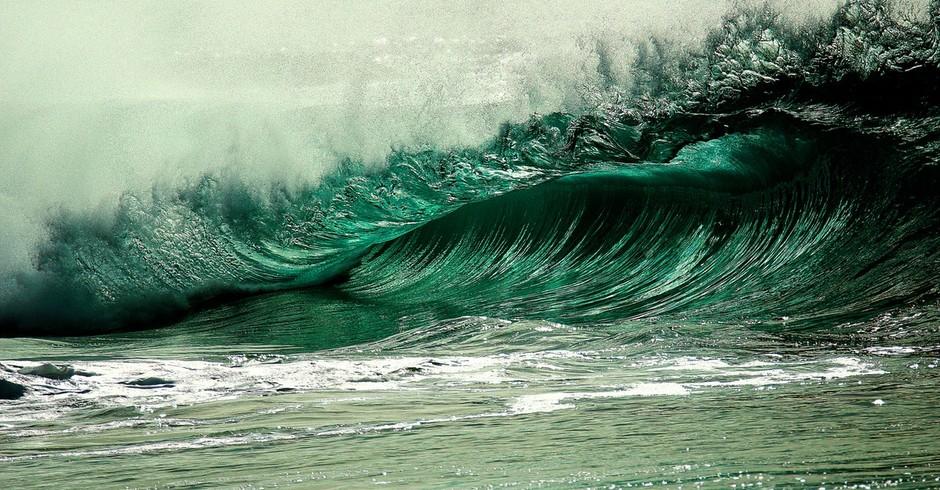 Tsunami; onda; mar (Foto: Pexels)