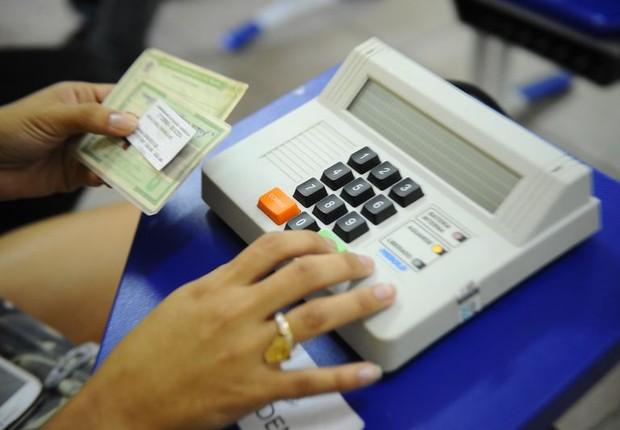 Título de eleitor; eleições ;  (Foto: Arquivo/Agência Brasil)