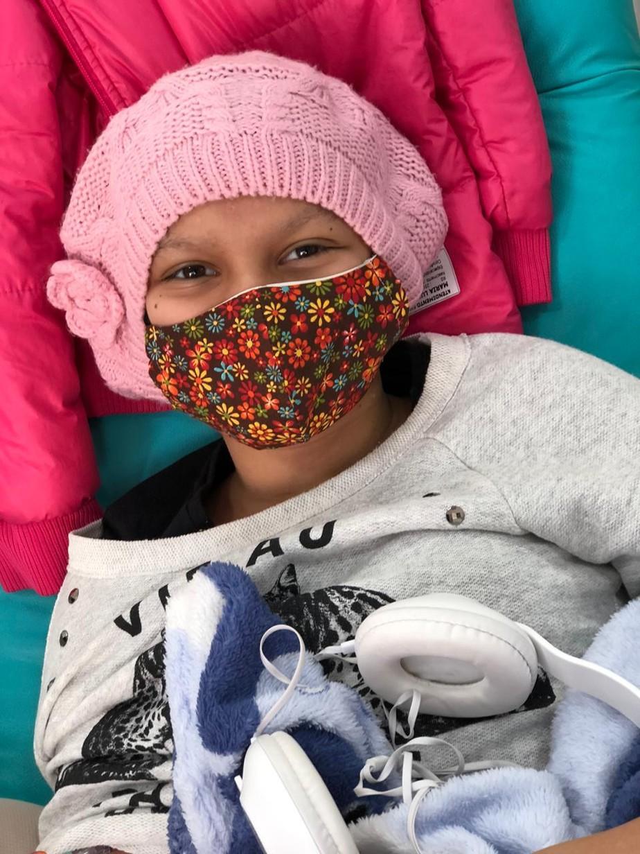 A Associação para Crianças e Adolescentes com Câncer - Tucca  luta contra o Covid-19, em São Paulo