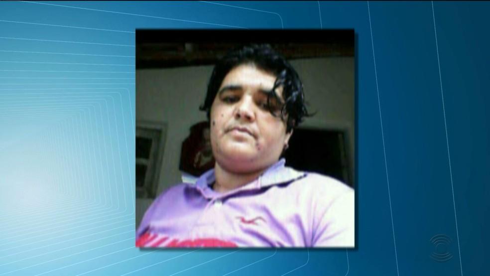 Dona de casa Josema Simone foi morta com golpes de faca e tiros em maio de 2018, em Campina Grande (Foto: Reprodução/TV Paraíba)