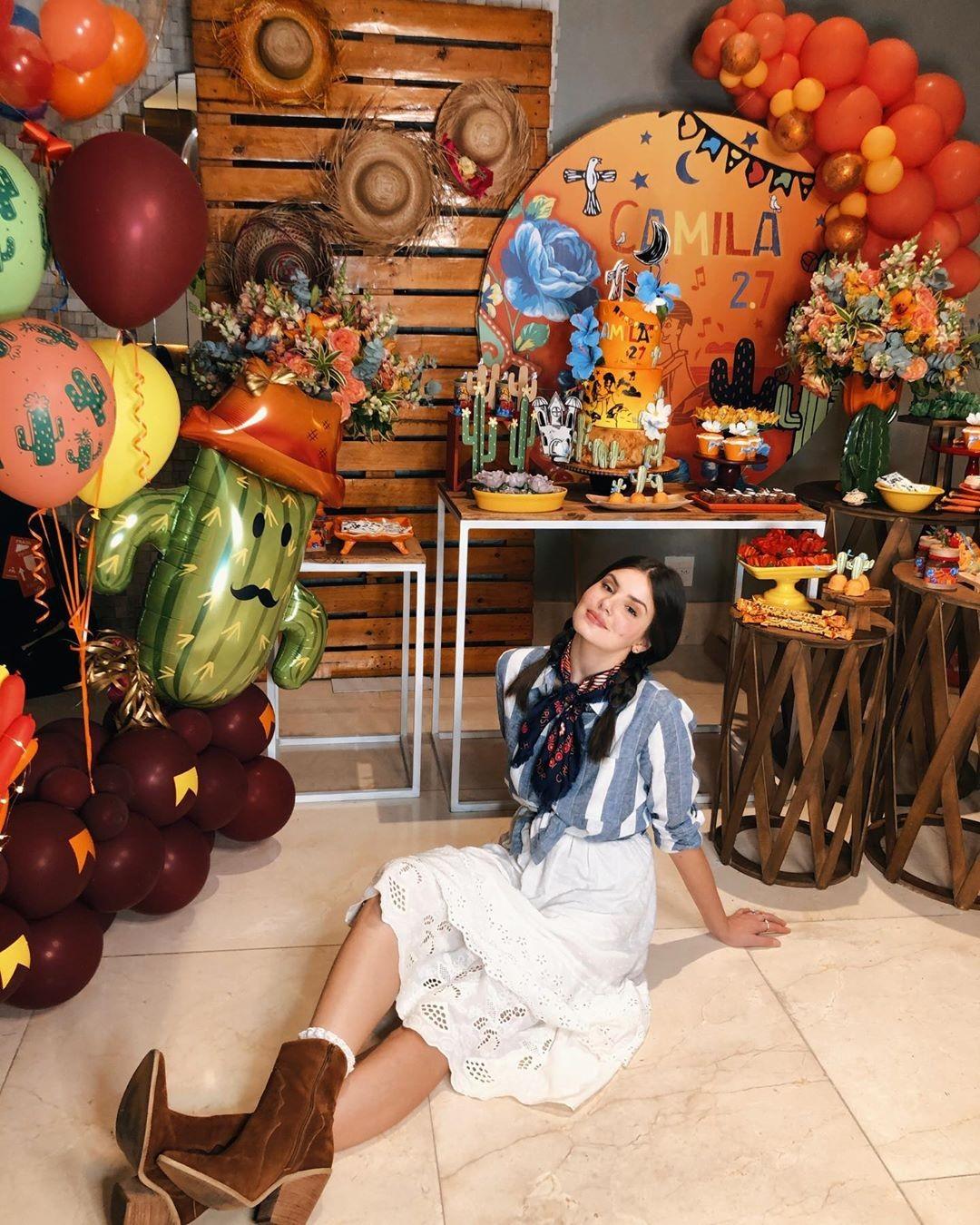 Camila Queiroz (Foto: Instagram/Reprodução)