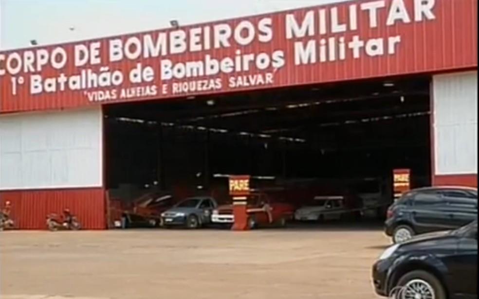 Pesquisa revela assédio moral e sexual dentro do Corpo de Bombeiros — Foto: Reprodução/TV Anhanguera