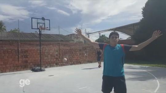Jovem do Acre vítima de câncer opta amputar perna e sonha voltar a praticar esportes