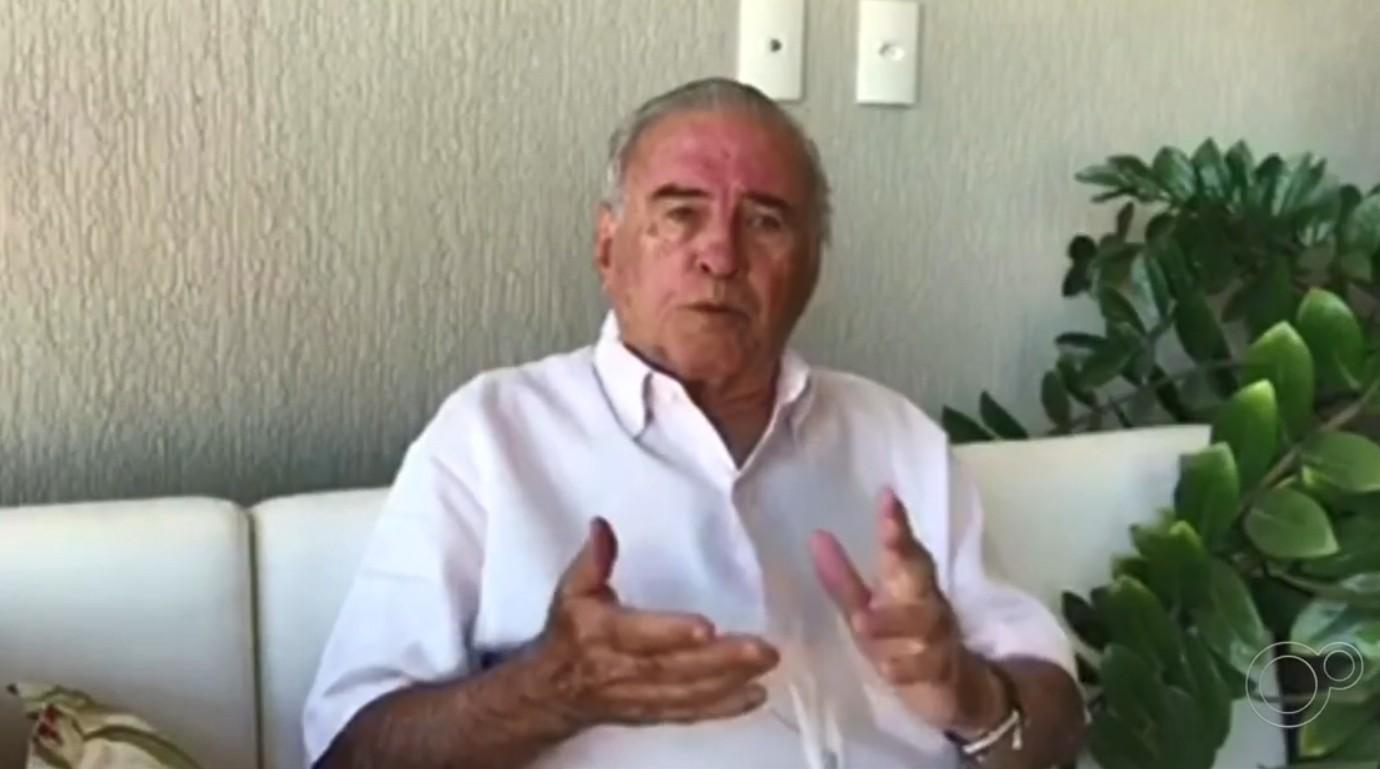 Após candidatura indeferida, Domingos Andorfato retoma campanha à Prefeitura de Araçatuba