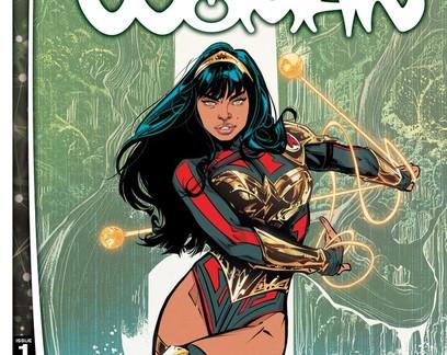 Yara Flor: o que sabemos sobre a  Mulher-Maravilha brasileira da DC Comics