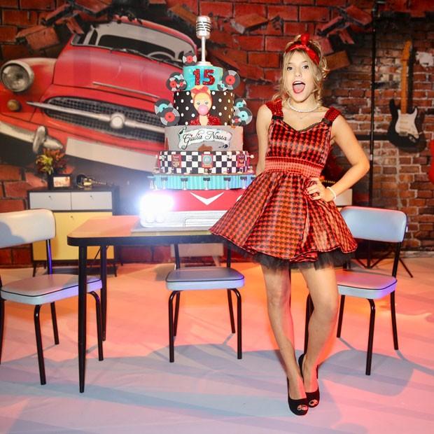 Giulia Nassa (Foto: Manuela Scarpa/Brazil News)