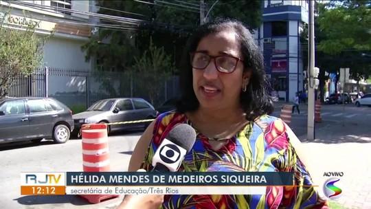 Ação em Três Rios vai lembrar do respeito ao trânsito