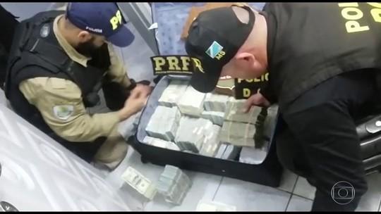 Milhões em dinheiro vivo saem ilegalmente do Brasil pela Bolívia