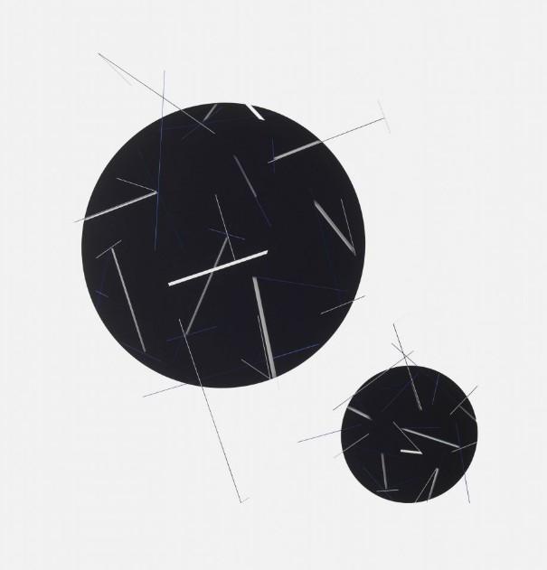 Dois satélites (2017), de Macaparana (Foto: Divulgação)