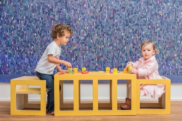 6 móveis e brinquedos ecológicos para crianças (Foto: Roberta Fausitini)