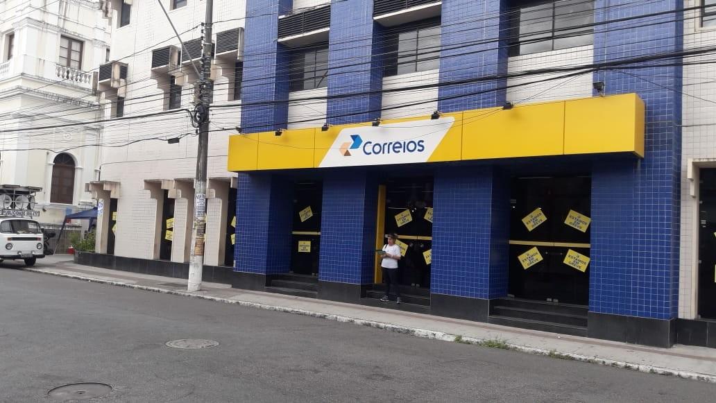 Funcionários dos Correios em Alagoas suspendem greve - Notícias - Plantão Diário