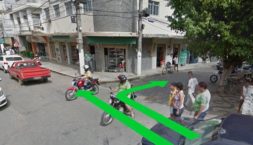 Alterações foram implantadas nesta segunda-feira (2) (Foto: Divulgação/Prefeitura de Bom Jesus do Itabapoana)