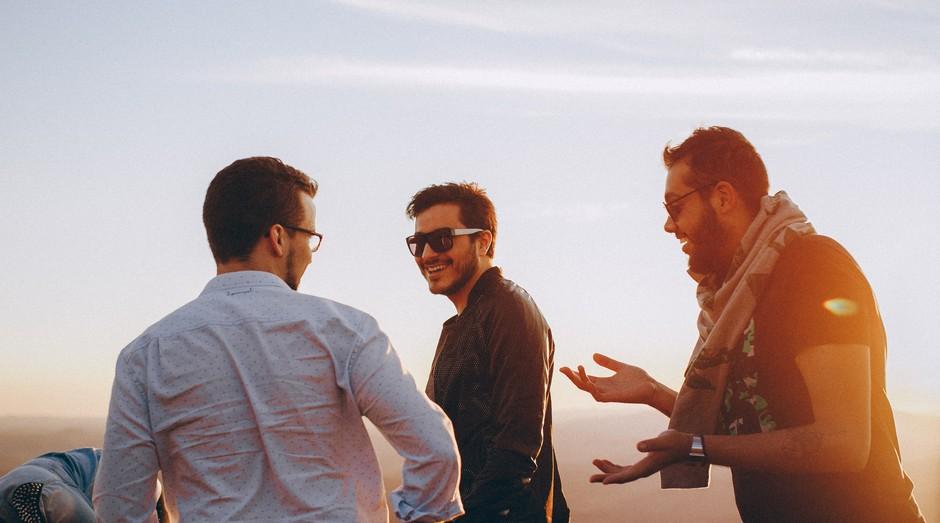 Homens  (Foto: Divulgação )