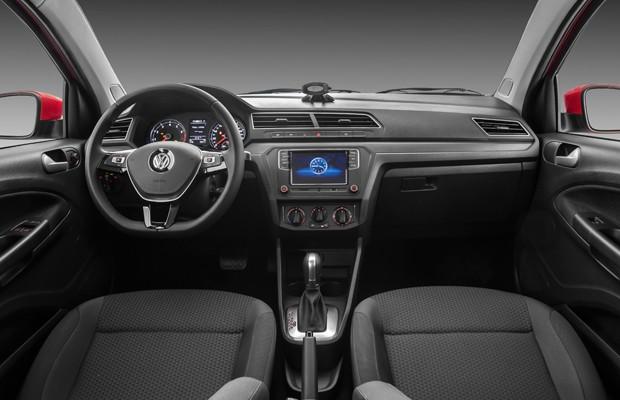 Volkswagen Gol ganha câmbio automático (Foto: Divulgação)